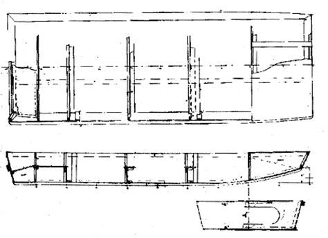 small fishing boat dimensions michalak jon20 as a platform for a motor cruiser boat