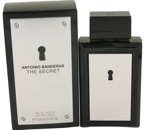Antonio Cologne For By the secret cologne for by antonio banderas
