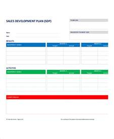 sales growth plan template personal sales plan templates 5 free pdf format