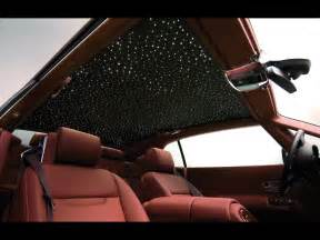 Rolls Royce Headliner 2009 Rolls Royce Phantom Coupe Starlight Headliner