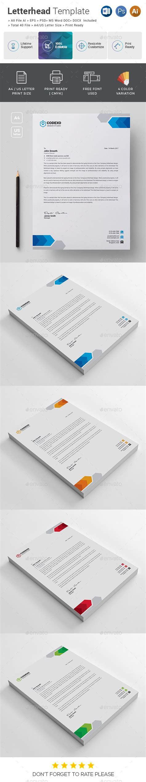 letterhead templates psd vector best 25 letterhead design ideas on letterhead