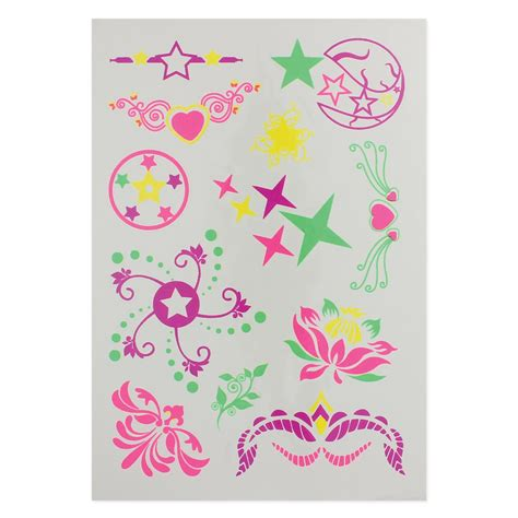 wholesale glow in the dark temporary tattoos wholesale glows now available at wholesale central items