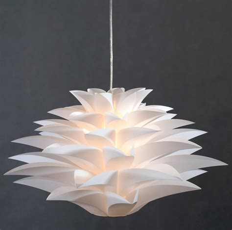 Modern White Pendant Light Quality Acrylic Light Pendant Modern New Ceiling Chandelier Lighting White L Ebay