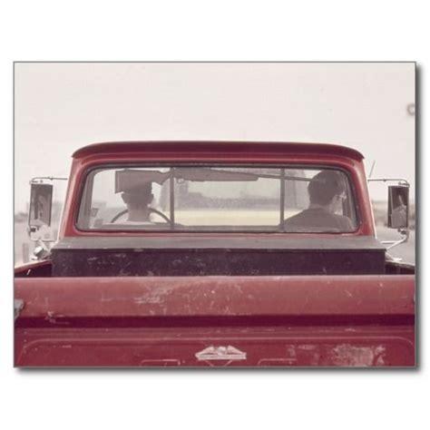 Rear Window Gun Rack by Truck 1973
