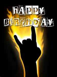 happy birthday to stepcousin classic rock forum