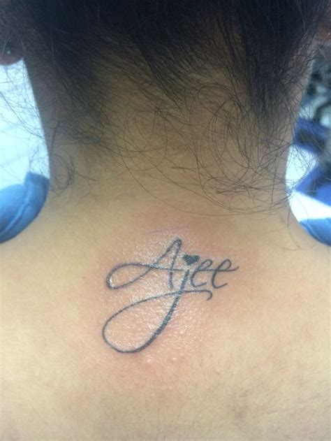 boyfriend name tattoos best 25 boyfriend name tattoos ideas on
