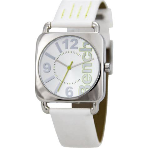 bc0236slwh ladies bench watch watches2u