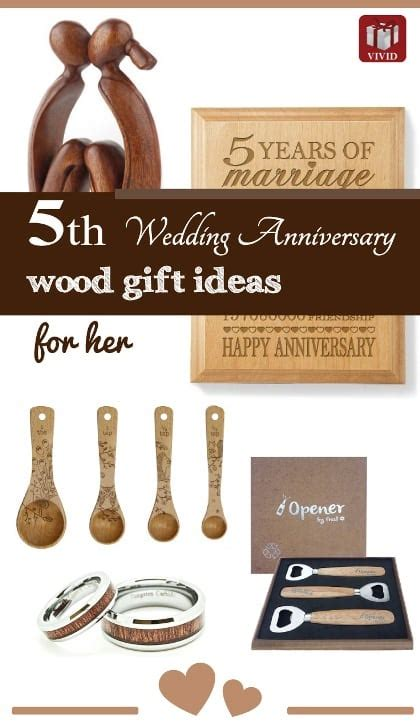 5th Wedding Anniversary Gifts by 5th Wedding Anniversary Gift Ideas For S Gift