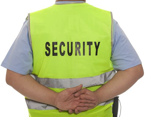 sia security guard courses