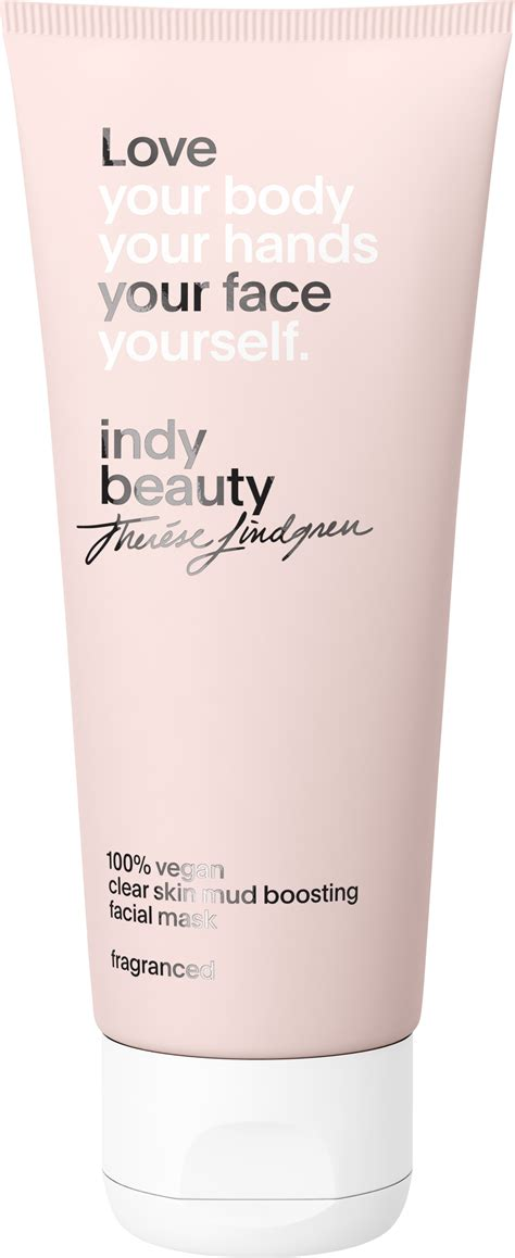 Clear Skin Up With Mud by Indy Clear Skin Mud Boosting Mask 100ml