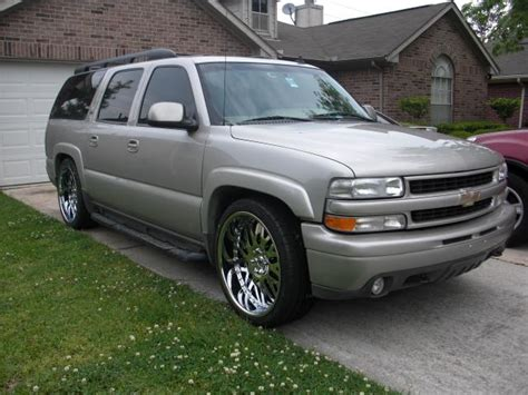 2006 Chevy Suburban by Houston 2006 Chevrolet Suburban 1500 Specs Photos