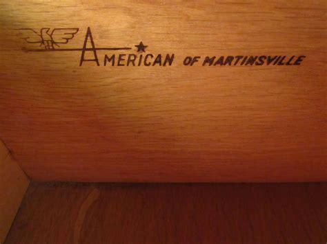 Nine West 9939 1 mid century modern nine drawer dresser by american of
