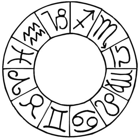 printable zodiac signs to color zodiac coloring pages patrickpack1 s blog