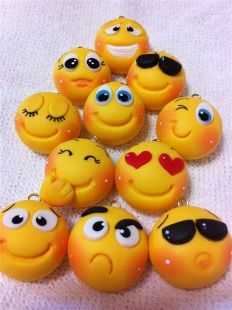 Fimo, Sourire and Smileys on Pinterest
