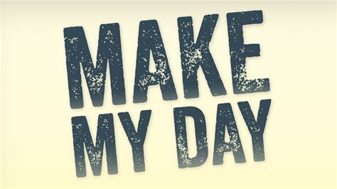 My Day by Make My Day