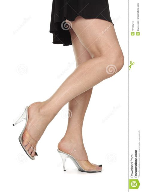 wearing high heels legs wearing high heels stock photo image 40667245