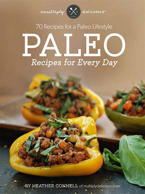 paleo cooker cookbook 250 amazing paleo diet recipes books beef stuffed bell peppers dish by dish