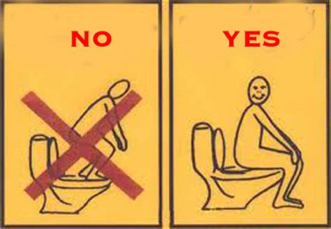 Bathroom Etiquette In College How To Use A Toilet Class Taught At Colleges Weekly