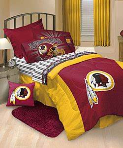 redskins comforter set washington redskins comforter and sheet set free