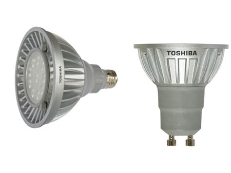 Toshiba Led Light Bulbs Toshiba S New Led Lineup Offers Up A Selection Of Lighting Solutions Inhabitat Green