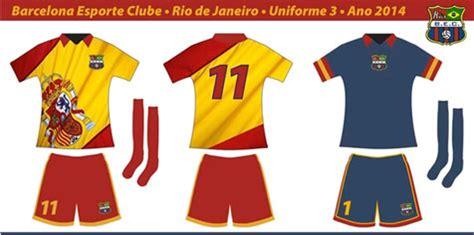 wallpaper ejekan barcelona barcelona brasil pakai jersey bendera spanyol bola net