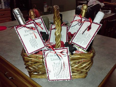 do it yourself bridal shower gift baskets 95 best images about diy wedding wine basket ideas on dinner bridal shower