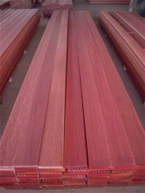 massaranduba brazilian redwood technical specifications