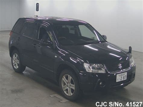 2005 Suzuki Grand Vitara For Sale 2005 Suzuki Escudo Grand Vitara Black For Sale Stock No