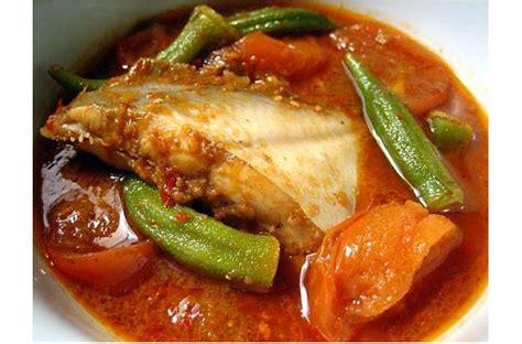 Emping Kalasan Pedas Vegan Vegetarian foodista recipes cooking tips and food news asam pedas gulai sweet and sour fish