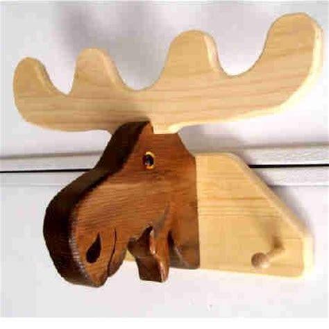 Moose Rack by Coat Rack Moose Culture