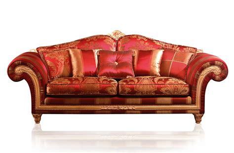 Sofa And Luxury Classic Sofa And Armchairs Imperial By Vimercati