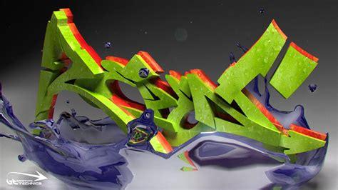 graffiti wallpaper desktop 3d 3d graffiti wallpapers wallpaper cave