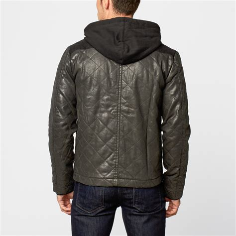 Jaket 2 Color Canvas Ja Nrt 128 cross jacket charcoal black s bravery for all touch of modern