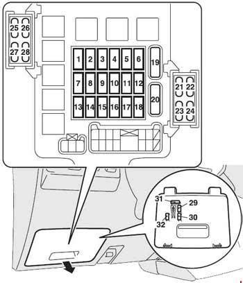 1830 Fuse Box Mitsubishi Pajero Sport pajero fuse box location 24 wiring diagram images wiring diagrams edmiracle co