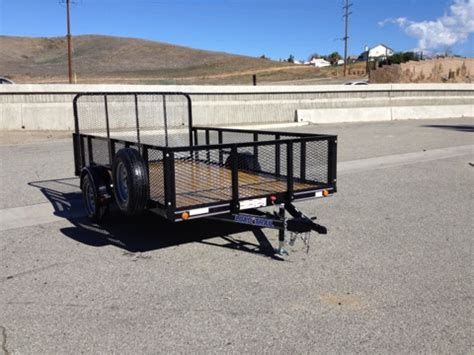 Landscape Trailers For Sale Load Trail 83x12 Open Utility Landscape Trailer For Sale