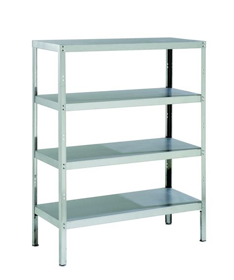 steel racks for storage with shelves the box shop