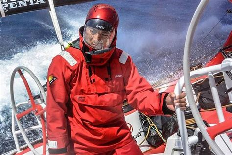 volvo ocean race dongfeng chinese racing yacht