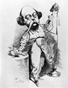 gustave flaubert 1821 1880 photograph by granger