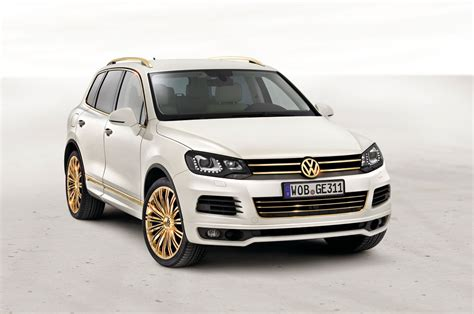 Volkswagen Touareg Gold Edition 2011 Cartype