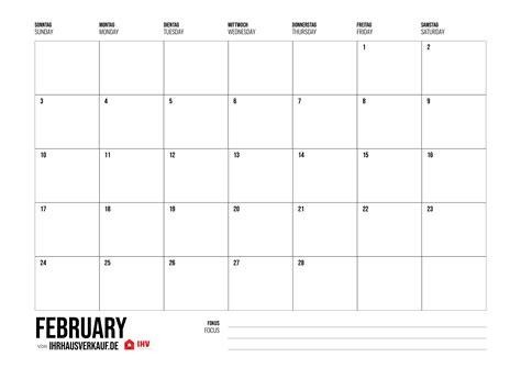 kalender  zum ausdrucken alle monate und wochen als   vorlage kostenlos ihr