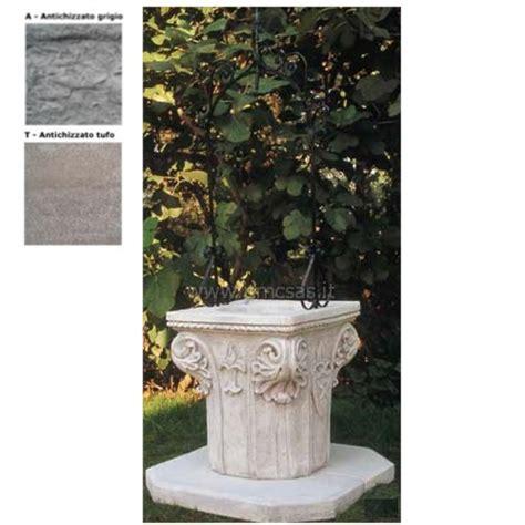 pozzi per giardino pozzi da giardino veneziano 702 pmc prefabbricati e