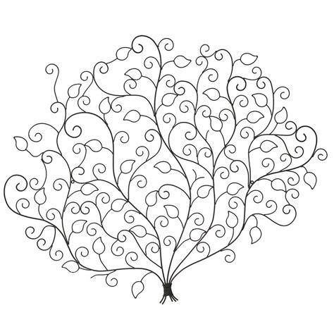 d 233 coration murale branches maisons du monde
