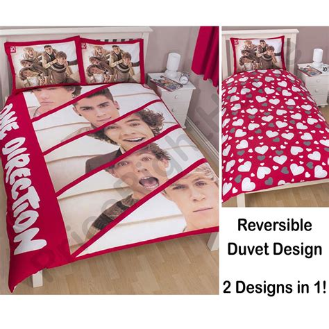 one direction bed sheets one direction duvet covers bedding bedroom accessories