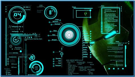 jarvis animated wallpaper for mac screensaver jarvis iron man download free
