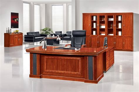 Classic Wood Desk by Classic Wooden Office Desk Foshan Zhenda Furniture Co Ltd