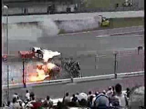 geoff bodine daytona truck crash home video youtube