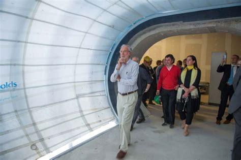 designboom renzo piano renzo piano s new cetaceans pavilion opens in genoa