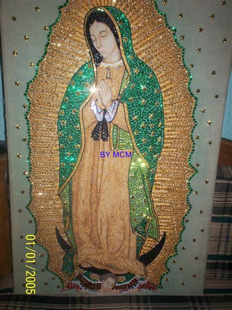 imagenes de la virgen de guadalupe hecha a lapiz manualidades de todo un poco con maria virgen de