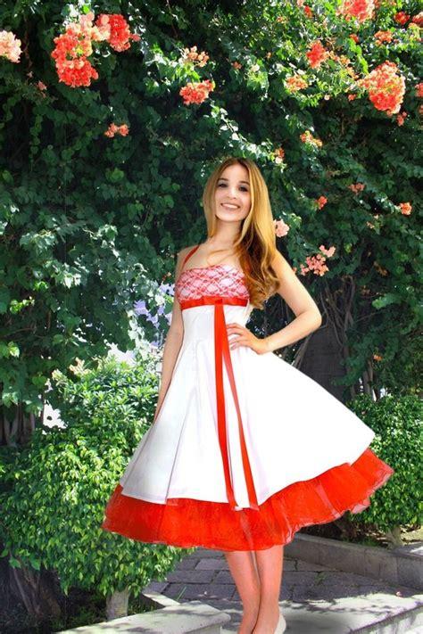 Hochzeitseinladung 50er Jahre Stil by Brautkleid 50er Jahre Knielang Hochzeitskleid