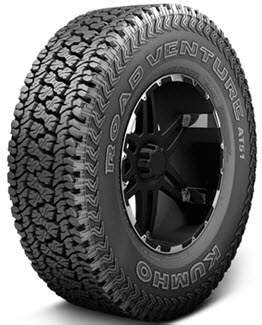 kumho road venture  tire review rating tire